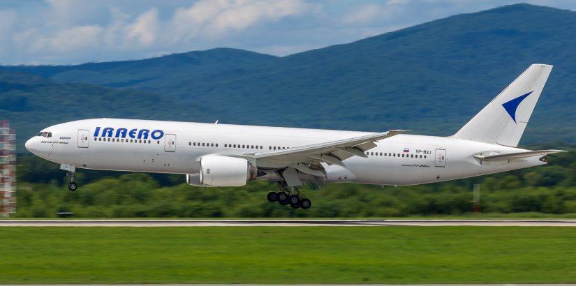 Удобные стыковки и низкие тарифы от авиакомпании «ИрАэро» через аэропорт Домодедово