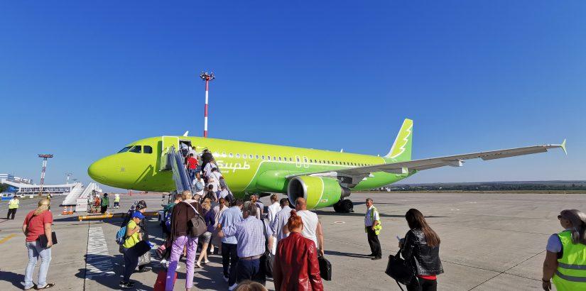 Большая распродажа S7 — направления из Владивостока и Хабаровска