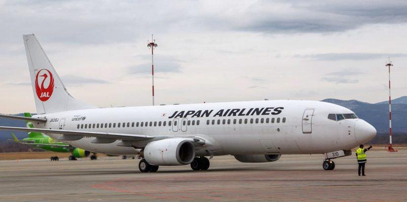 Авиакомпания Japan Airlines открыла рейсы из Владивостока в Токио